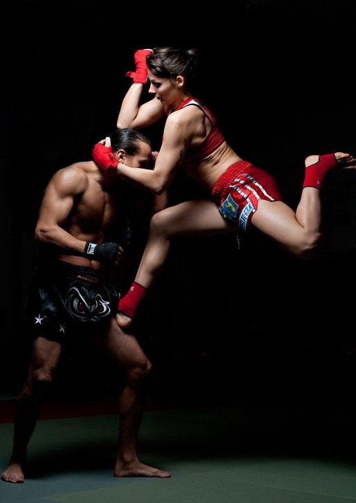 The Health Benefits of Muay Thai