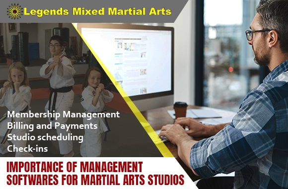 Importance of Management Softwares for Martial Arts Studios