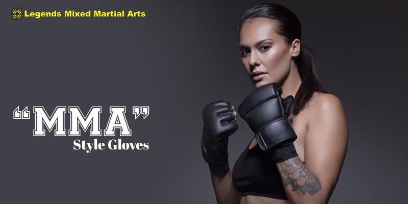 MMA Style Gloves