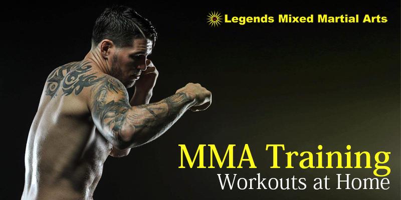 Train Like an MMA Fighter at Home