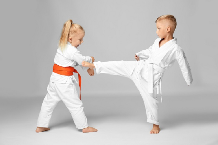 karate-training-for-children