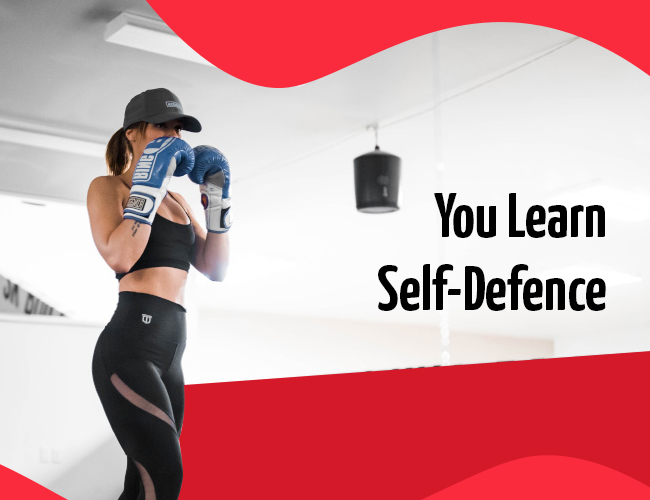 You Learn Self-Defence