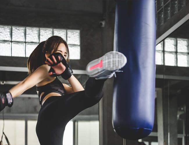 Legends MMA - Adult Kickboxing
